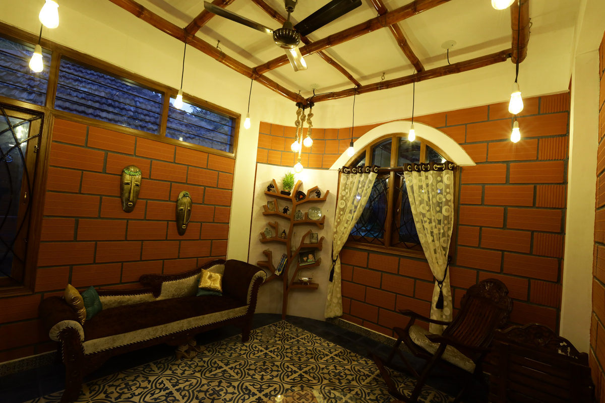 Bengaluru Engineer S Green Innovative Low Cost Home Is Perfect For Us